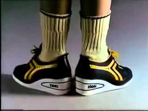 amorshoes anuncios a os 70 y 80 de zapatillas paredes