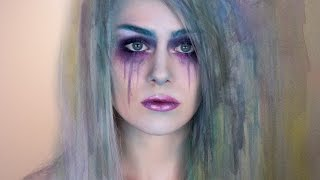 Watercolour Painting Makeup | Collaboration with Lena Danya Thumbnail