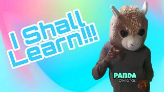 I Shall Learn   Panda & Friends Simple Easy Songs   English Kids Songs