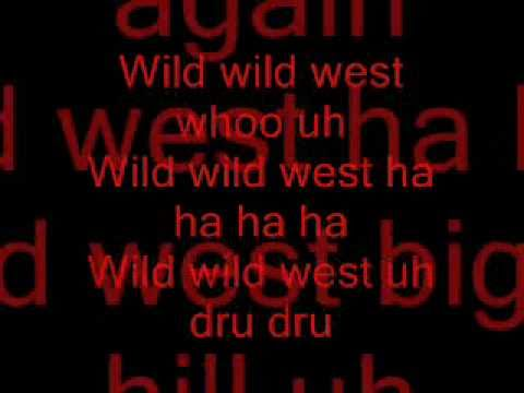Will Smith - Wild Wild West Lyrics