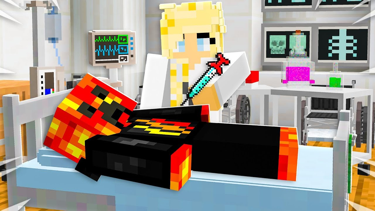 How to Play as a Doctor in Minecraft!