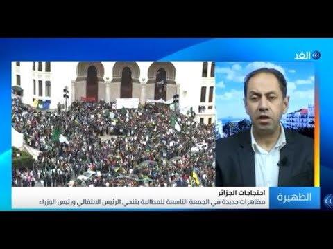 من سيحكم الجزائر بعد استقالة رموز نظام بوتفليقة ؟ محلل يوضح
