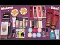 ENG: American Makeup Haul | Victoria`s Secret,Elf,Maybelline,Hard Candy,EOS,Sally Hansen,Covergirl