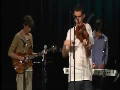 Bruno Raberg's B32 Fusioneers Lead Guitar: Sean Lavigne Rhythm Guitar: Kevin Bass: George Drums: Patrick Keys: Nathan Violin: Chris