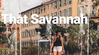 Travel Adventure Savannah Georgia