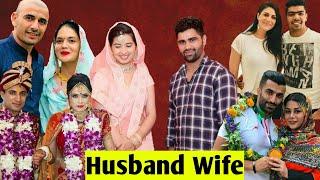 Kabaddi Players Married in 2020 | Kabaddi players and His Beutiful Wives | The I Talks Hindi