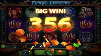Magic Portals Online Slot At Bet365