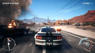 NFS Payback - Stealing the Koenigsegg Regera in the Highway Heist Mission |in 2019|