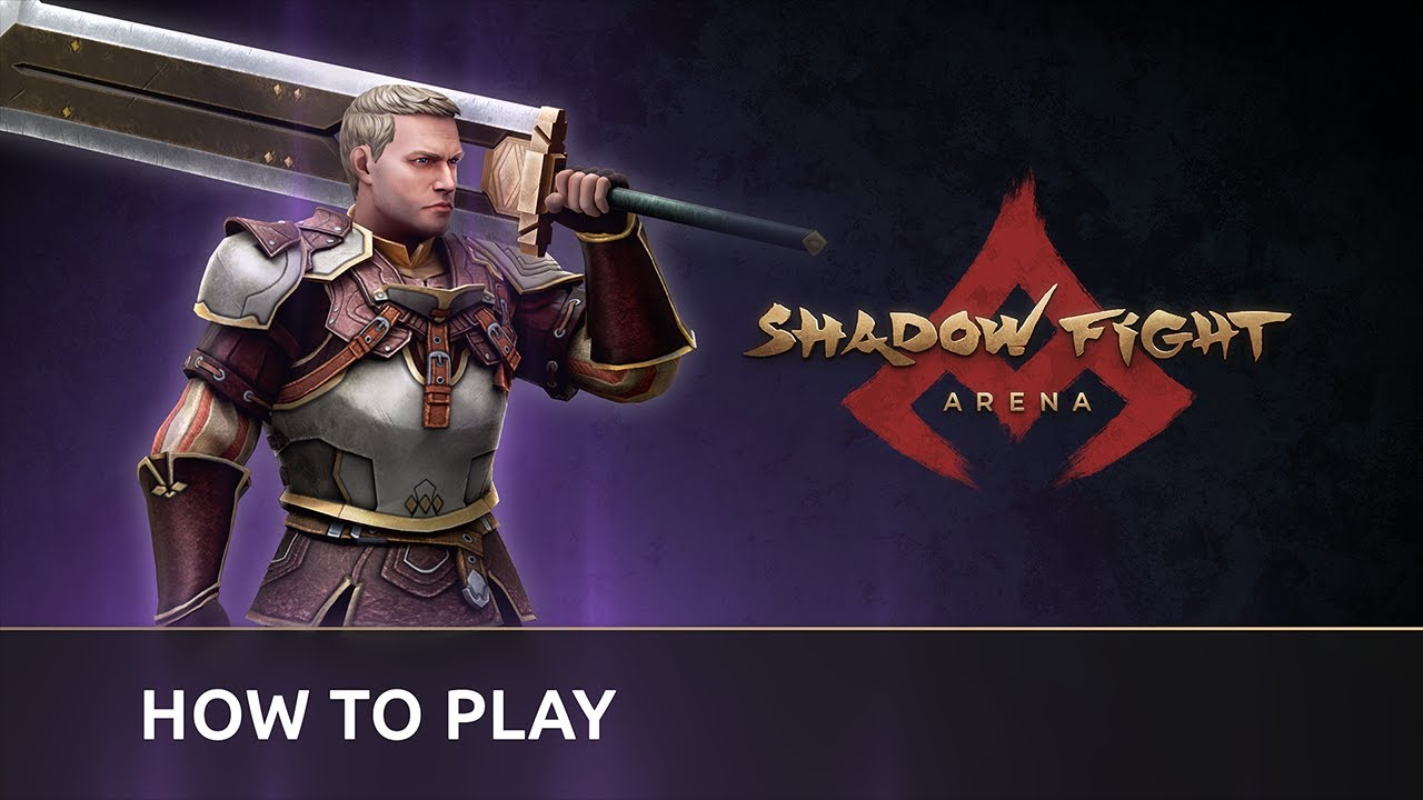 Shadow Fight Arena: How to Play Marcus