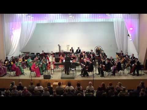 Концерт гармониста Уханова Павла с Онего 2018