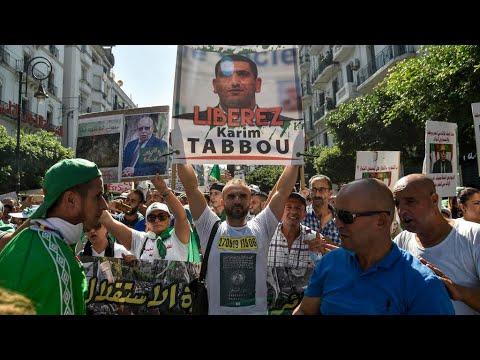 الجزائر: القضاء يفرج مؤقتا عن المعارض السياسي كريم طابو أحد رموز الحراك المناهض للنظام  - نشر قبل 36 دقيقة