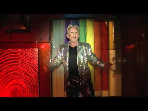 RED HOT RETRO Cabaret Show Snippet....Stephen Carrington : La Cage Aux Folles