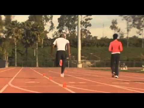 Olympic Sprinter 30m Sprints