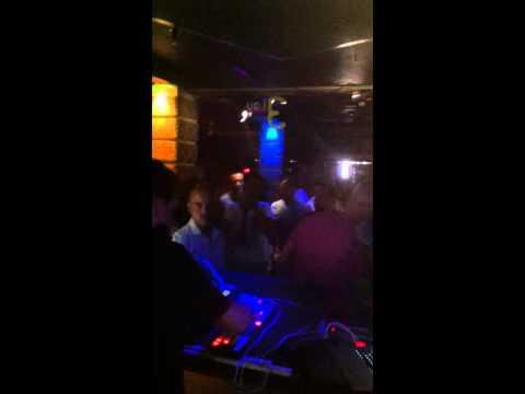 "David Herrero playing Don Santiago & Danny leblack ""electronic soul"""