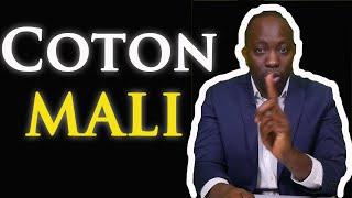 #Mali :  le #coton en Danger