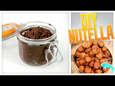 Make Your Own Nutella! - Do It, Gurl