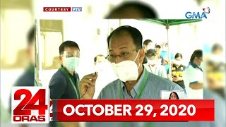 24 Oras Express: October 29, 2020 [HD]