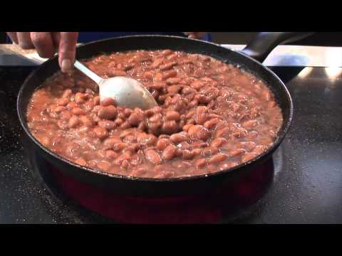 Frijoles Fritos Refried Beans How To