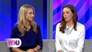 Anna and Rochelle on Studio 10 You
