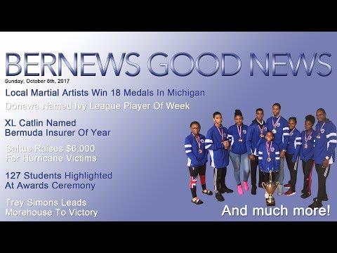 "Bernews ""Good News"" Sunday Spotlight, October 8, 2017"