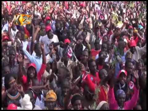 KANU leaders warn against elections rigging in West Pokot County.