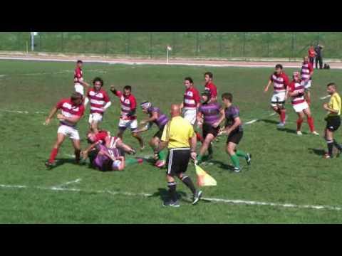 Telecronaca Rugby: CRC - Villa Pamphili, 9 aprile 2017