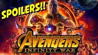 Avengers: Infinity War - Spoilers Review!