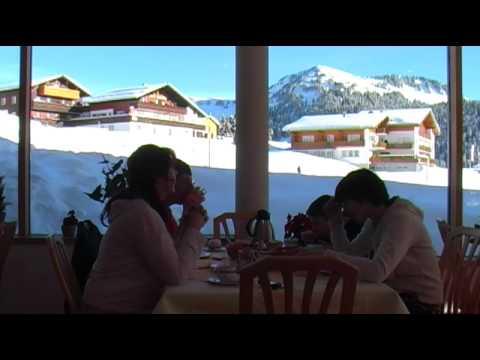 Hotel Alpenstern Damuls Winter