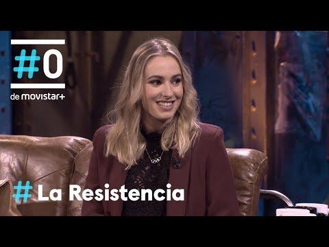 LA RESISTENCIA - Entrevista a Elena López Benaches | #LaResistencia 27.11.2018