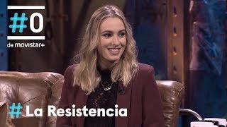 LA RESISTENCIA - Entrevista a Elena López Benaches   #LaResistencia 27.11.2018