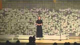 11 장혜지 - 나의 가는 길 (God Will Make a Way) (2008-01-23)