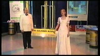 Jazzi Zahharov ja Nele-Liis Vaiksoo - Öölaps
