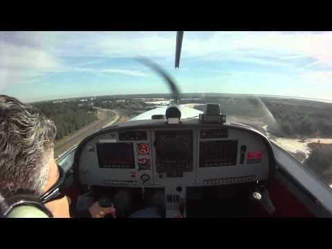 Junito - First Solo Flight - X04
