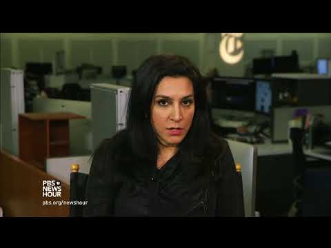 PBS NewsHour: Report finds disparities in civilian deaths from U.S.-led ISIS bombing campaign