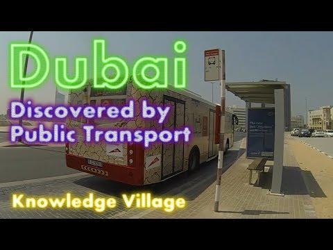 GoPro   Dubai   Dubai Discovered by Public Transport (RTA)