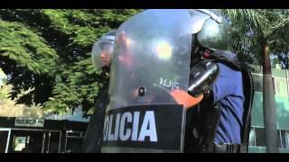 Aliados por la seguridad: Policía de Control de Disturbios (ROBOCOP)