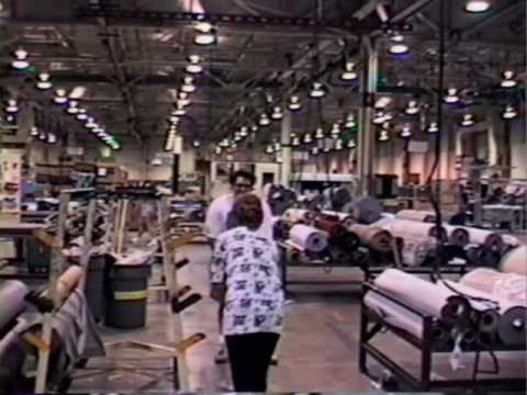 General Motors Trim Plant Memories
