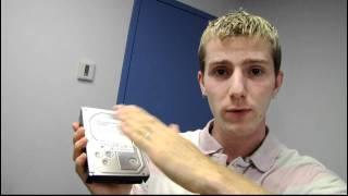 Hitachi Deskstar 0S03208 3TB SATA3 7200RPM 3.5IN Hard Drive Unbagging & First Look Linus Tech Tips