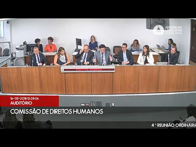 Comissão de Direitos Humanos (Assédio Moral na SEF) - Propostas de Encaminhamento