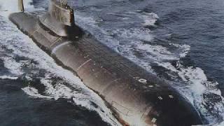 Akula/SSBN Typhoon (Akuła/Tajfun) Project 941