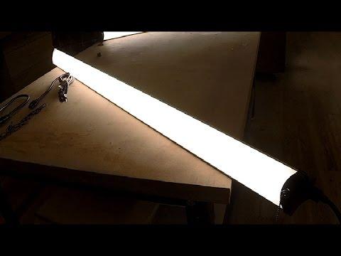 Keystone Led Linkable Shop Light Fixtures From Woodcraft