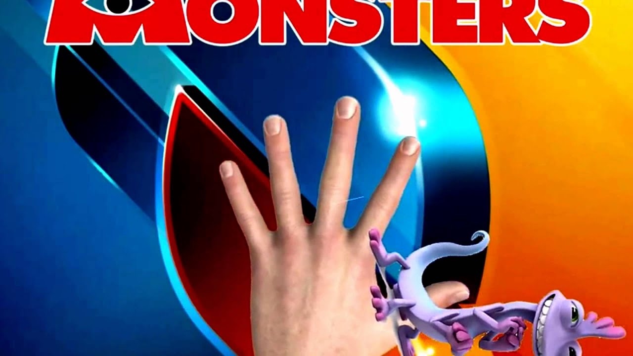Monsters 2015 Finger Family