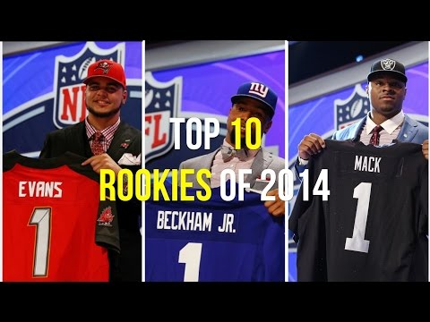 Top 10 NFL Rookies of 2014