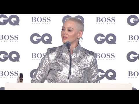 "Rose McGowan: ""What I do is for men""  