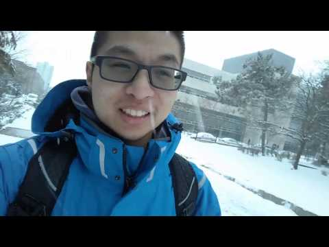 Vlog #3: A day at York University and failed plans xP
