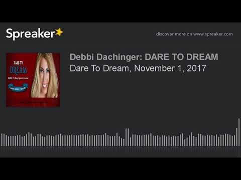 Dare To Dream, November 1, 2017, DR. DAIN HEER: Solve your Money & Wealth Issue