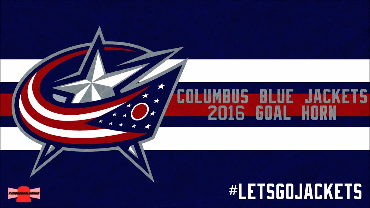 Columbus Blue Jackets 2016 Goal Horn - YouTube