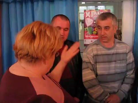 Как брали в заложники мэра Новогродовки (полное видео)