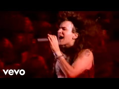 Firehouse - All She Wrote (Live)