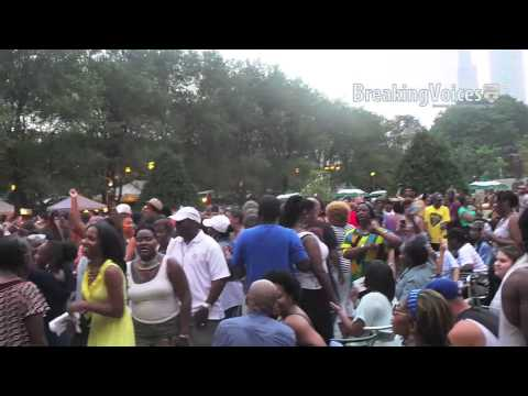 House Music Dance Party at Chicago Summer Dance